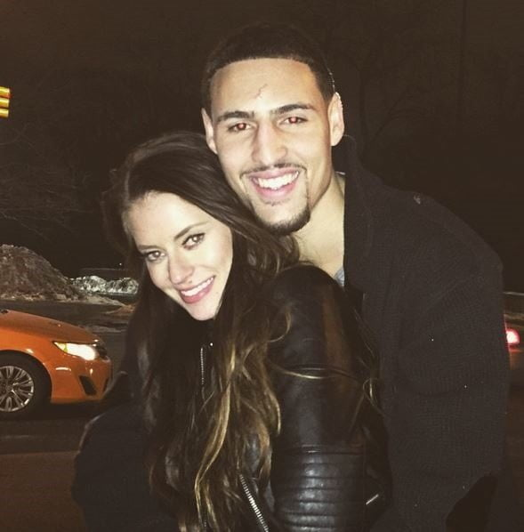 Hannah Stocking: NBA Player Klay Thompson's Girlfriend