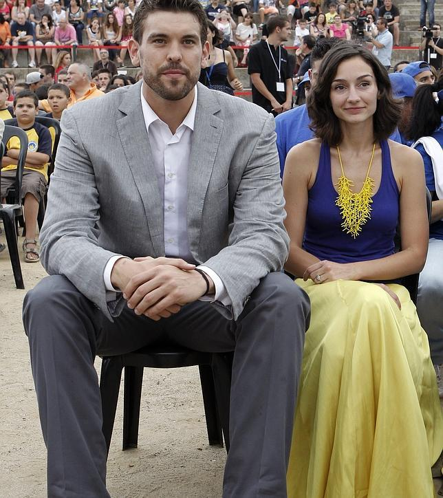 Marc Gasol and Cristina Belsa, A Happily Married Couple, Source: fabwags