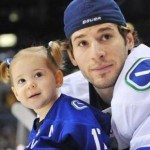 Ryan Kesler Daughter