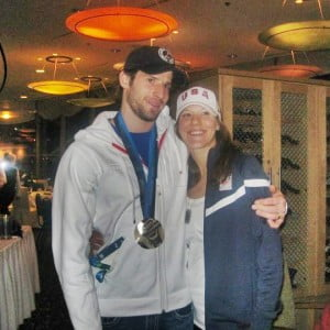 Andrea Kesler Nhl Player Ryan Kesler S Wife