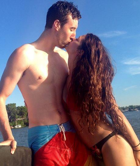Deme Morales Wisconsin Frank Kaminsky S Girlfriend Bio