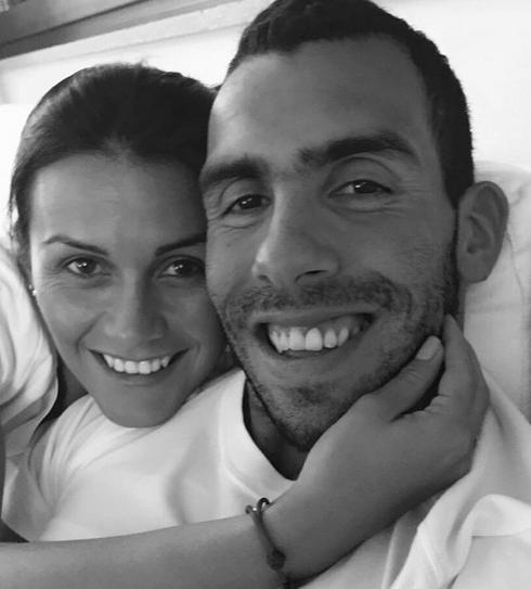 Vanessa Mansilla  – Carlos Tevez' Wife