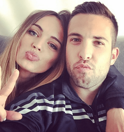 Romarey Ventura: Soccer Player Jordi Alba's Girlfriend?