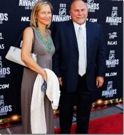 Kim Trotz: NHL Coach Barry Trotz' Wife