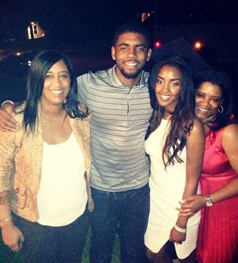 Who Is Nba Kyrie Irving S New Girlfriend