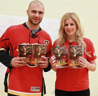 Lauren Giordano: NHL Mark Giordano's Wife