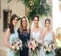 Andrea Talmadge family