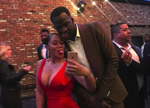 Draymond Green's New Girlfriend Hazel Renee