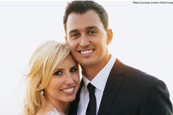 Courtney Force IndyCar Racer Graham Rahal's Wife