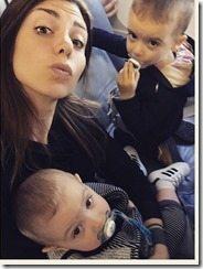 Leonardo Bonucci Children pic
