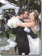 Leonardo Bonucci Martina Maccari wedding picture