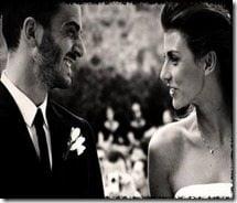 Leonardo Bonucci Martina Maccari wedding