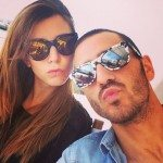 Leonardo Bonucci wife Martina Maccari-photo