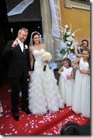 Marian Hossa Jana Hossa wedding pics