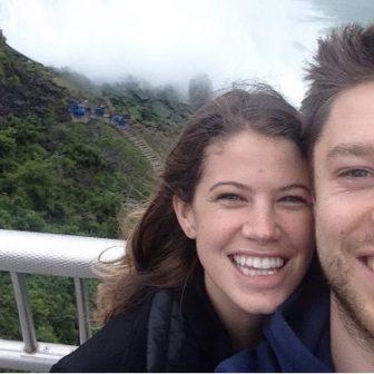 Matthew Dellavedova's Girlfriend Anna Schroeder
