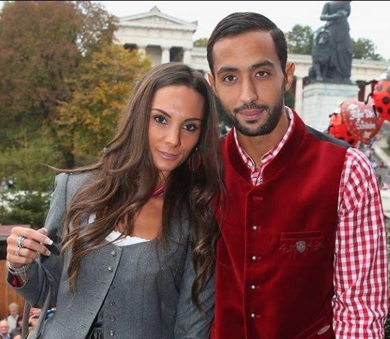 Cecile Benatia: Soccer Player Mehdi Benatia's Wife
