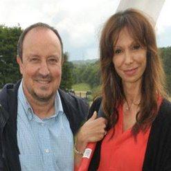 Montse Benitez: Soccer Coach Rafael Benitez' Wife