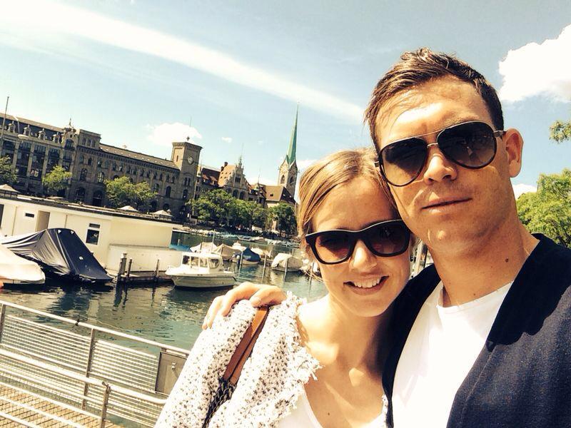Manuela Lichtsteiner: Soccer Player Stephan Lichsteiner's Wife