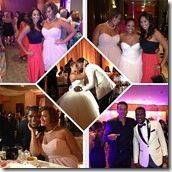 Tony Allen Desiree Rodriguez wedding picture