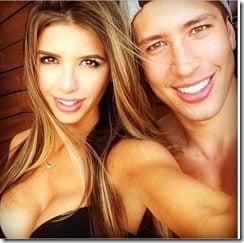 Vanessa Golub boyfriend Ryan Wetherell picture