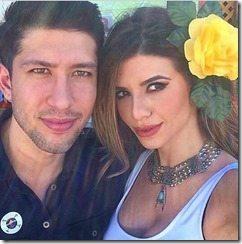 Vanessa Golub boyfriend Ryan Wetherell