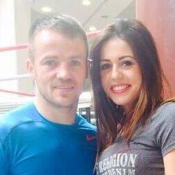 Emma Heffron: Boxer Frankie Gavin's Girlfriend