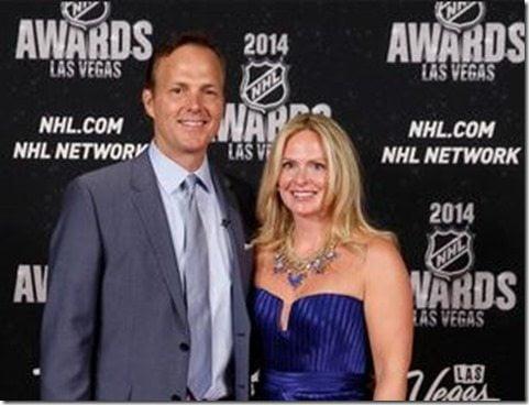Jessie Cooper Coach Jon Cooper's Wife