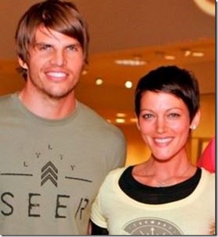 Juliet Richardson NBA player Kyle Korver's Wife