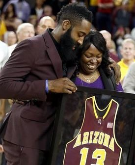 Monja Willis Nba James Harden S Mother Bio Wiki Photos