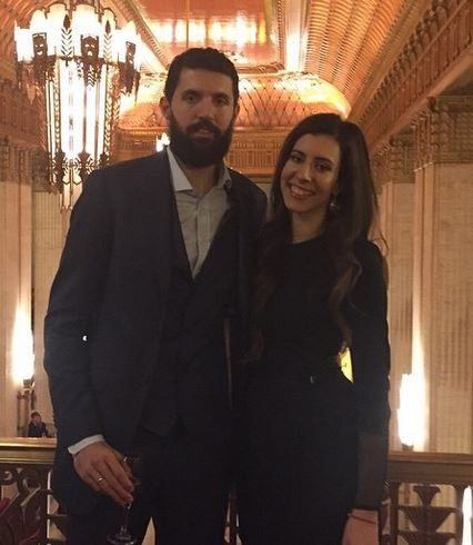 Nina Mirotic: NBA player Nikola Mirotic's wife