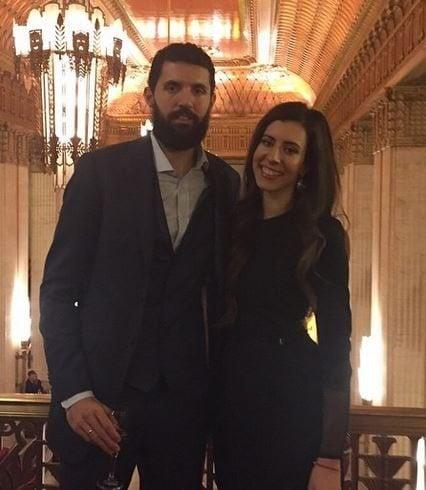 Meet Nikola Mirotic's wife Nina Mirotic