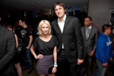 Andrew Bogut's Girlfriend Jessica O'Sullivan
