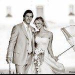Antoine Vermette wife Karen Bonneau Vermette wedding