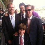 Bob Baffert sons