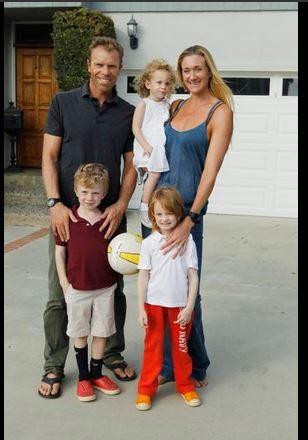 Casey Jennings Kerri Welsh children celebrity wife swap