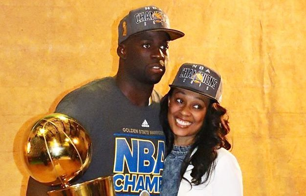 Jelissa Hardy NBA Draymond Green's Girlfriend