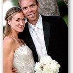 Kerri Walsh Casey Jennings wedding