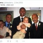 Krissy Terry Jalen Rose pic