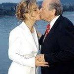 Sepp Blatter Graziela Bianca wedding