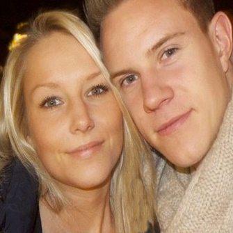 Ter Stegen's Wife Daniela Jehle