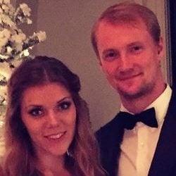 Johanna Stralman: NHL player Anton Stralman's Wife