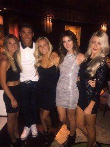 Austin Woolstenhulme Cristiano Ronaldo pictures