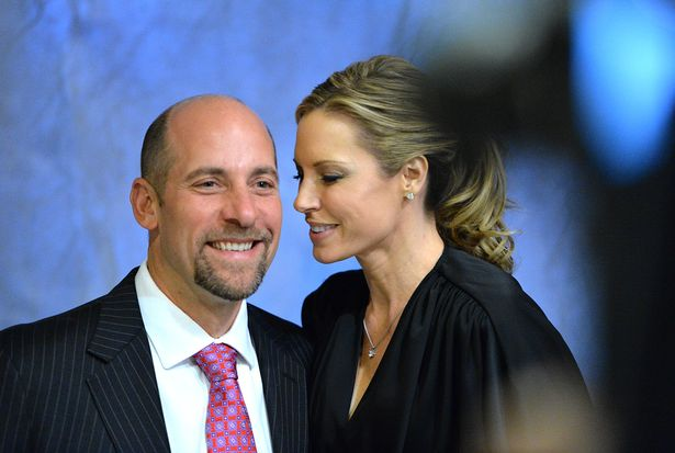 Kathryn Smoltz Is Mlb Player John Smoltz Wife