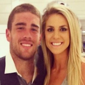 Zach Ertz wife Julie Ertz
