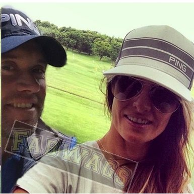 Golfer Lee Westwood's New Girlfriend Helen Storey