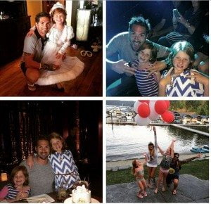 Sheldon Souray daughters pic