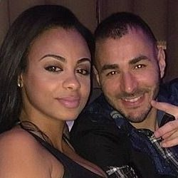 Analicia Chaves with gracious, Boyfriend