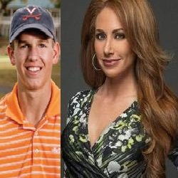 Andrew Orischak is Golfer Holly Sonders Prom Date