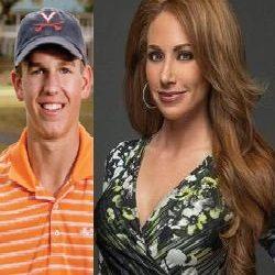 Andrew Orischak is Golfer Holly Sonders Prom Date