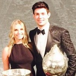 Angela Webber Price NHL Player Carey Price's Wife